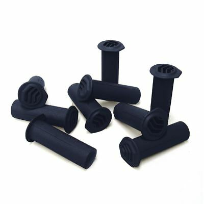 25 x Blue / Black Drill Weep Vents Round Vent Cavity, Rendered , Retaining Walls