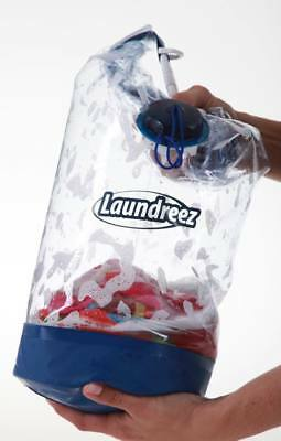 Laundreez Portable Clothes Washer - perfect for caravans, camping & backpackers