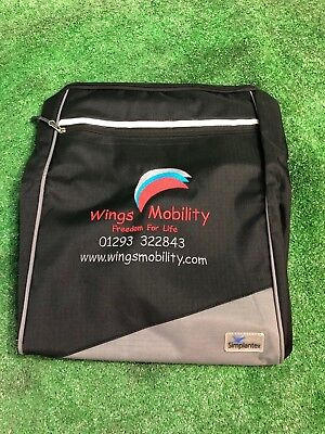Mobility Scooter Wheelyscoot Crutch Bag Wheelchair Bag