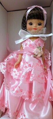 "Tonner Tiny Betsy McCall 8"" DRESSED DOLL - PINK PORTRAIT - NRFB! NEW PRICE SALE!"