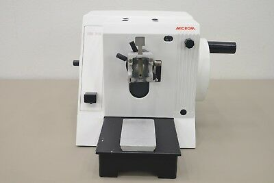 Microm GmbH HM 315 Manual Rotary Microtome (15474 D23)