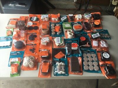 Huge Lot Of Everbuilt Pads And Bumpers Lot Of 25+