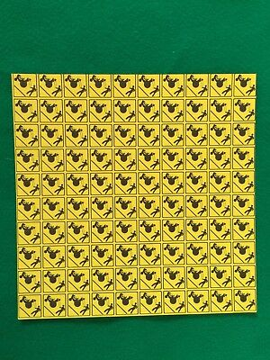 Widespread Panic Blotter Art Acid Free 900 Squares Perforated High Quality