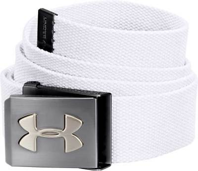 Under Armour Webbing Belt 2017 - Cut to Size - 1252132