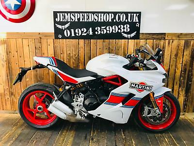 Ducati Supersport 900 S MARTINI REP 2018 PCP from £150 pcm