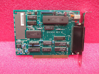 Galil Motion Control DMC-400 Rev B * ISA PLC Motion Controller Card