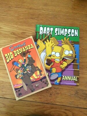 The Simpson Comic Book and Annual