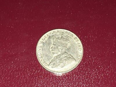 1924 Canada 5 Cents - XF Strong Details, High Grade