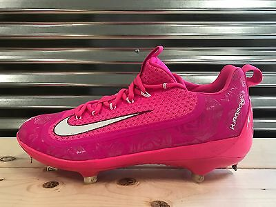 Nike Max Air Huarache 2KFilth Elite Low Promo Sample Mother Day Cleats Pink SZ 9