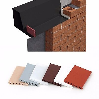 Brick Weep Vents Wall Vent Cavity House Ventilation Colour & Pack Size Options