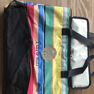 Thirty-One Sand and Shore Thermal Tote NEW IN BAG! Patio Pop