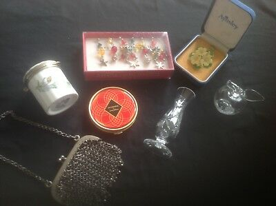 Job Lot Bundle Of Vintage & Modern Ladies Bits and Pieces Jewellery ETC (2)