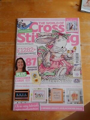 The World of Cross Stitching Issue 232