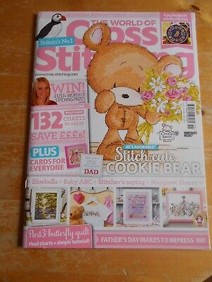 The World of Cross Stitching Issue 255
