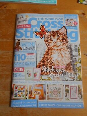The World of Cross Stitching Issue 253