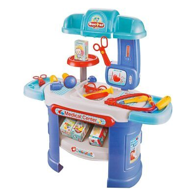 Pretend Doctors Set Medical Toy Fun Dentist Playset Learning Activity