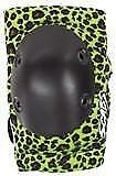 NEW Smith Scabs Elite Elbow Leopard Green Pads
