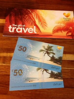 £100 Thomas Cook Holiday Voucher