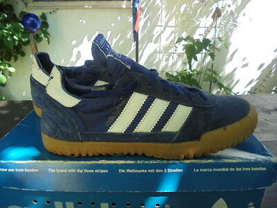 Adidas real vintage Schuhe Gr. 4 70/80 trefoil no retro oldschool Made in Taiwan