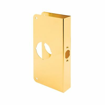 Defender Security U 9547 Non-Recessed Door Reinforcer 1-3/8-Inch Thick by 2-3...