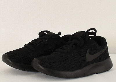 nike tanjun black kids