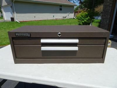 Kennedy Machinist Tool Box 2 Drawer Lower Riser.