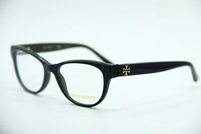 9a2989243c30 New Tory Burch Ty 2065 1598 Blue Eyeglasses Authentic Frame Rx Ty2065 51-17