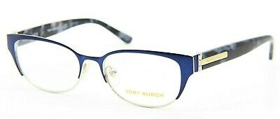 75b203a1aed1 New Tory Burch Ty 1045 3127 Blue Eyeglasses Authentic Frame Rx Ty1045 52-16