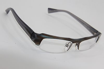 6c2c7c73eb6 New Alain Mikli Al 0926 0001 Brown Eyeglasses Authentic Rx Al0926 55-18 W