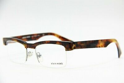 0332792288 New Alain Mikli A 03022 B0E5 Havana Eyeglasses Authentic Rx A03022 51-19 W
