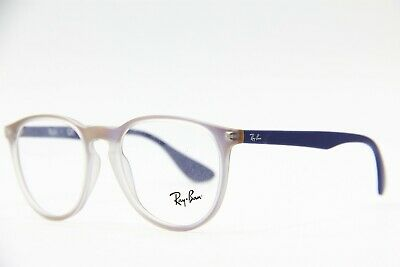 0144b09f09a New Ray-Ban Rb 7046 5486 Purple Eyeglasses Authentic Frames Rx Rb7046 51-18
