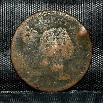 1795 Large Cent ✪ Ag About Good ✪ 1C Flowing Hair L@@k Now Details J25 ◢Trusted◣