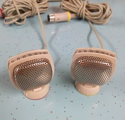 Grundig Stereo microphone  G D S M 202  in original case