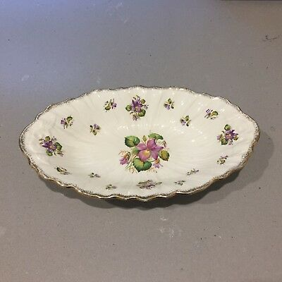 CROWN DUCAL A.G.R #30772 Orchid Bowl
