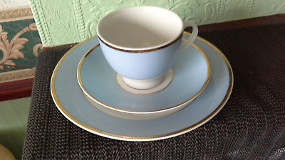 Royal Doulton, 2004, Trio, Cup, Saucer, Tea Plate,bruce Oldfield