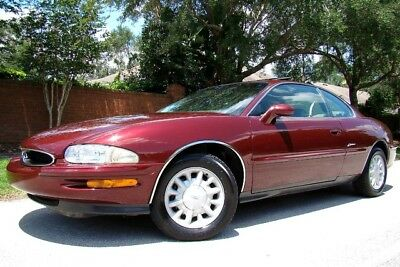 1999 Buick Riviera  1999 BUICK RIVIERA LAST YEAR! ONLY 47K LOW MILES! LOADED! 1 OWNER! FLORIDA!