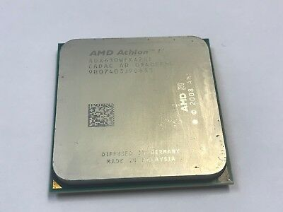 Amd Athlon II 630 ADX630WFK42GI (2.8GHz) Conector AM3 Quad Core CPU Procesador