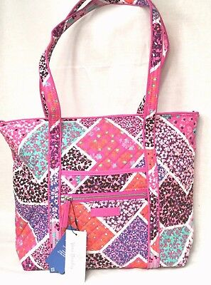 Medley Tote Modern Bradley Small Charger Iconic Vera New With PocketIn kXuPOZi