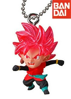 Dragon Ball Z Super UDM The Best 21 Figure Keychain Saiyan Avatars Hero DBZ SSG