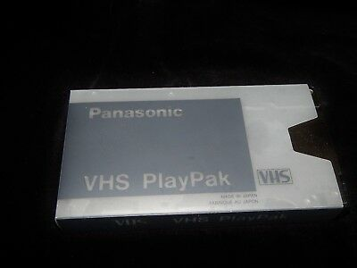 Vintage Video Adaptor, PANASONIC VHS PLAYBACK, Converts VHS To VHS-C, #VYMS0064