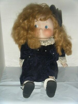 Campbell's Dolly Dingle Doll Series Musical House Global Art 1983 Numbered 1640