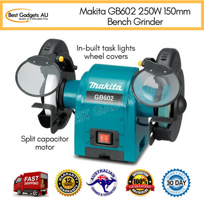 Makita GB602 250W 150mm Bench Grinder