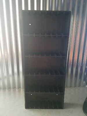 Bryco DRP-40 Rack for DDS-4 Tape Storage for 40 dat tapes or 80 MiniDiscs