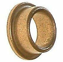 AJ0508-06 Flanged Oilite Bearing Bush 5/16 x 1/2 x 3/8