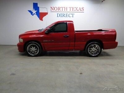 Dodge Ram 1500 2004 Viper SRT-10 8.3L V10 6 speed Reg Cab B&W Whe 2004 2004 Viper SRT-10 8.3L V10 6 speed Reg Cab B&W Whe Used 8.3L V10 20V Manual