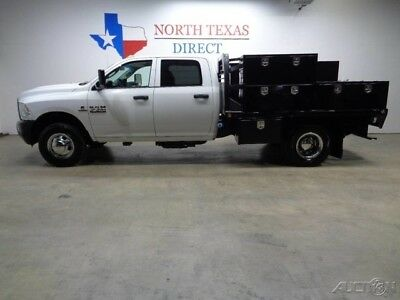 Ram 3500 2013 Tradesman DRW Utility Bed 6.7L Cummins Diesel 2013 2013 Tradesman DRW Utility Bed 6.7L Cummins Diesel Used Turbo 6.7L I6 24V