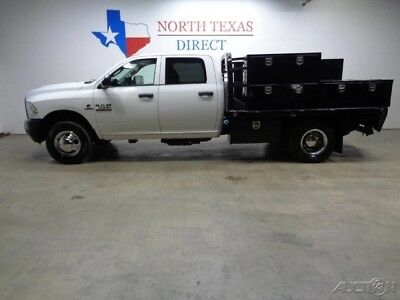 Ram 3500 2013 Tradesman 2WD DRW Utility Bed 6.7L Cummins Di 2013 2013 Tradesman 2WD DRW Utility Bed 6.7L Cummins Di Used Turbo 6.7L I6 24V