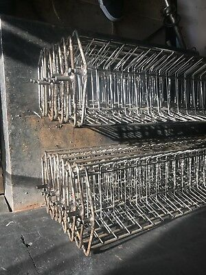 8 HENNY PENNY SCR-8 ROTISSERIE OVEN BASKETs