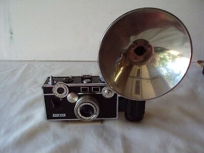 Vintage Argus C-3  35MM Camera with Colormatic Settings with Manual & Flash