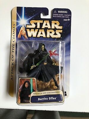 Hasbro 85025 Star Wars Barriss Offee Battle Of Geonosis Figure - Attack Of The